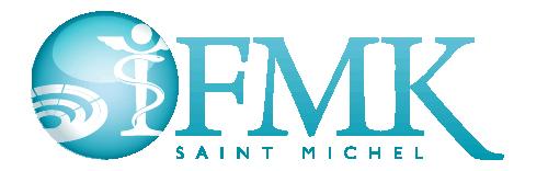 Logo IFMK Saint-Michel bleu